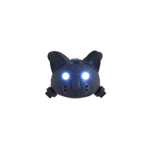 cat bike light with sound kikkerland jp