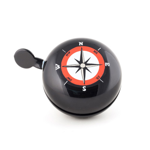 "Large Dring Dring Bike Bells ""Compass"""