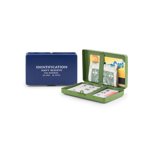 surplus card holder kikkerland jp