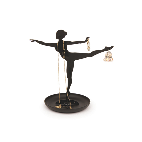 Ballerina Jewelry Holder