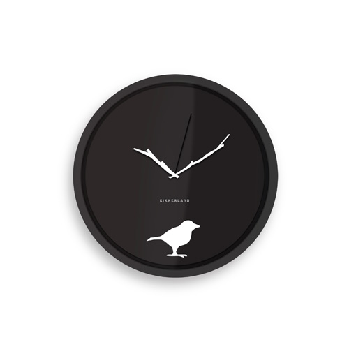 "Early Bird 8"" Wall Clock"