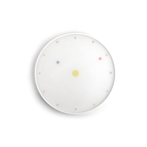 Milton Glaser Reductous Clock