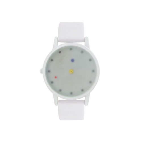 "Milton Glaser Watch ""Reductous"""