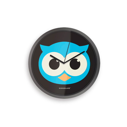 Owl 8″ Wall Clock