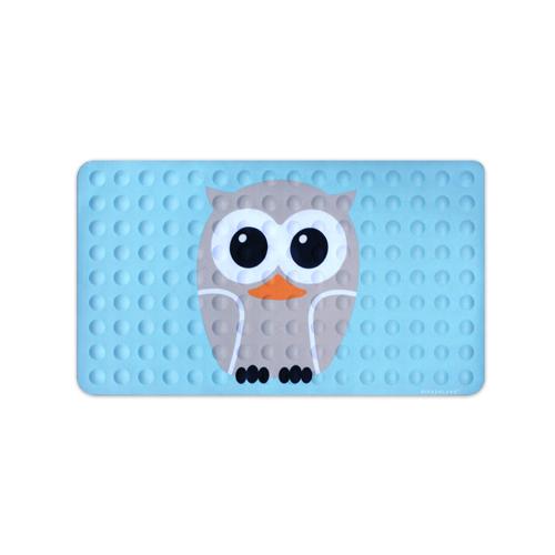 Owl Bathmat