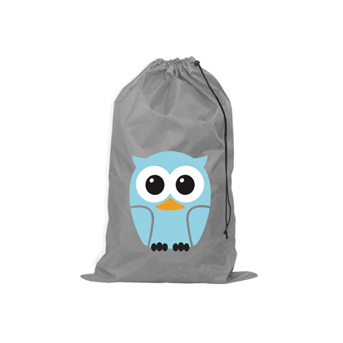 Owl Laundry Bag