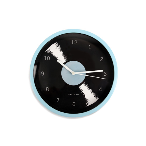 Vinyl Record 8″ Wall Clock
