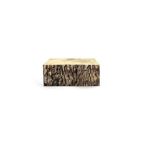 "Woodblock Box ""S"""