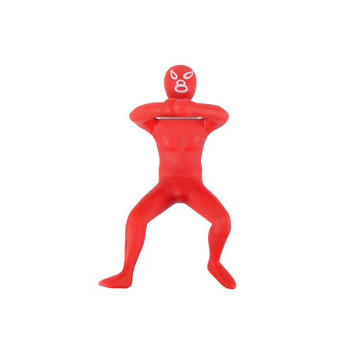 "Luchador Bottle Openers ""German suplex"""
